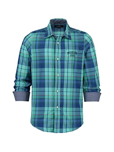 McGregor - Camisa de Manga Larga Pieter Mats, niño, Color: Multicolor (8)