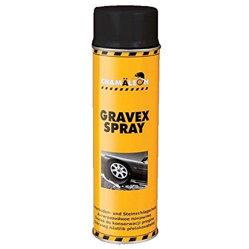 Chamäleon UBS Spray de Protection Anti-Grave pour Chien Noir 500 ML