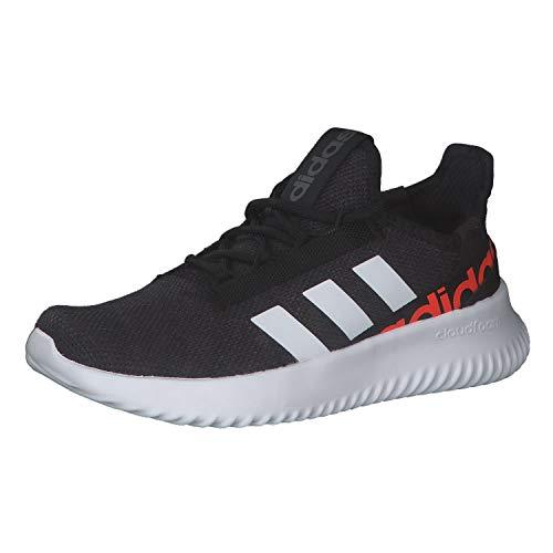 adidas KAPTIR 2.0 K, Zapatillas de Running, NEGBÁS/FTWBLA/Rojsol, 35 EU