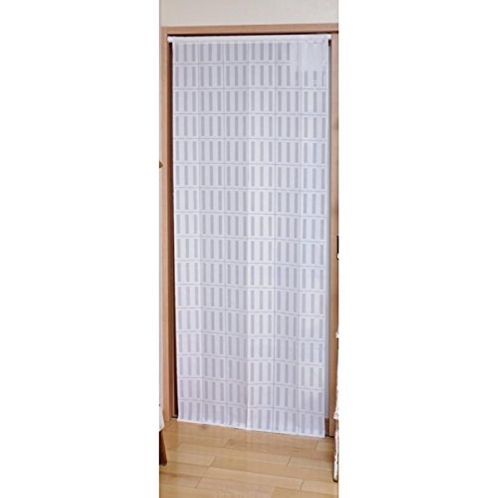 数理想的バイアス間仕切り断熱エコスクリーン ホワイト 帝人のエコリエ使用 100×250cm リビング階段の断熱に 日本製