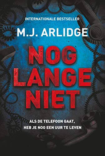 Nog lange niet (Helen Grace Book 9) (Dutch Edition)