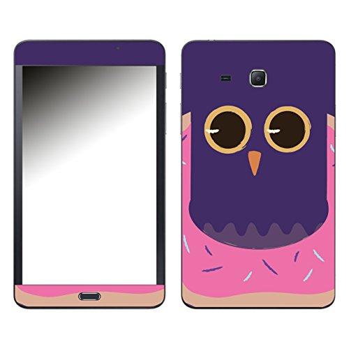 'Disagu SF 107326_ 1010Designer Skin Case Cover For Samsung Galaxy Tab A (2016)–Dove Donut Clear