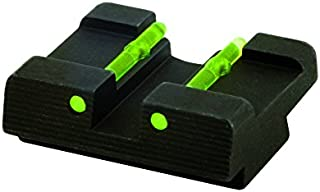 HIVIZ Kahr Fiber Optic Rear Sight (Green)
