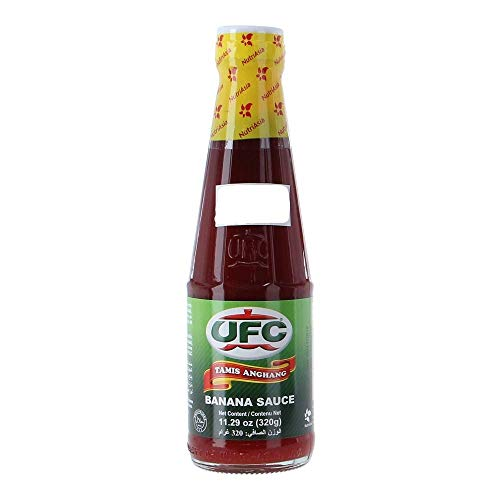 UFC Banana Sauce 11.29oz