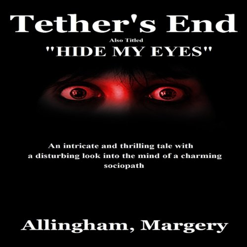 Tether's End audiobook cover art
