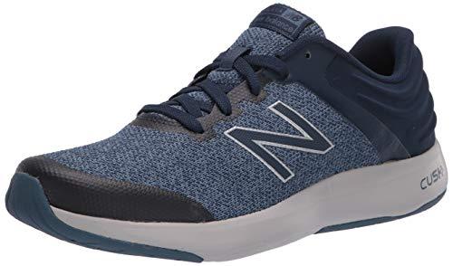 New Balance Men's Ralaxa V1 Walking Shoe, Natural Indigo/Stone Blue, 10 M US