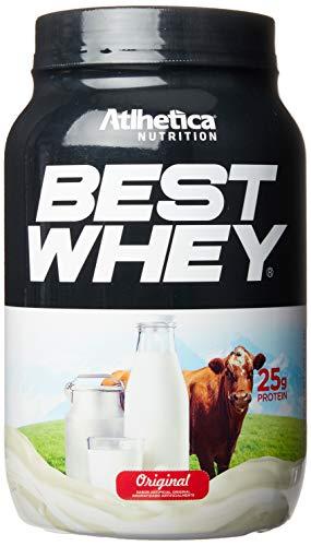 Best Whey (907G) - Sabor Original, Atlhetica Nutrition