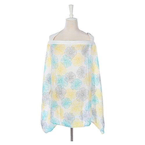 100%coton Classy Nursing Cover large couverture allaitement Tablier infirmiers R