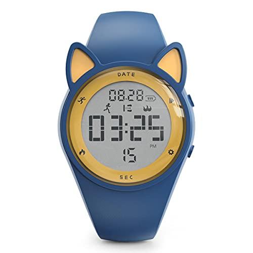 Digital Non-Bluetooth Fitness Tracker Watch, IP68...