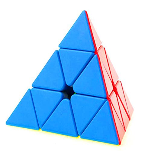 CuberSpeed MoYu Magnetic Pyraminx Stickerless Magic Cube Magnetic...