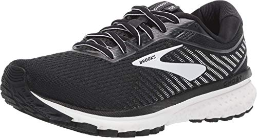 Brooks Ghost 12 Black/Ebony/White 9.5