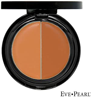 Eve Pearl Dual Salmon Eye Concealer & Treatment ~ TAN / DARK