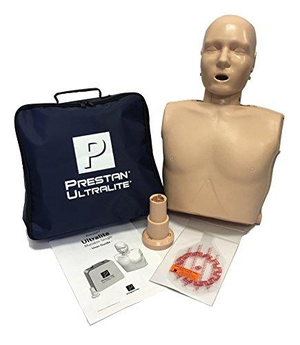 Prestan Single Ultralight CPR Training Manikin