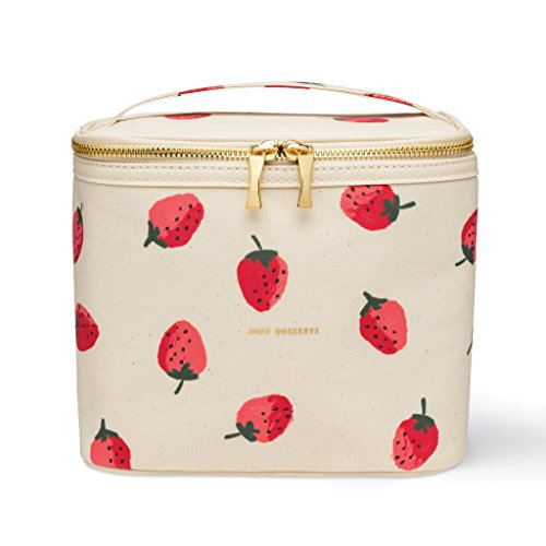 kate spade new york Insulated Lunch Tote, Strawberries