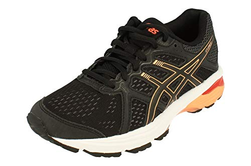 Asics GT-Express Mujeres Running Trainers 1012A131 Sneakers Zapatos (UK 3 US 5 EU 35.5, Black Mojave 001)
