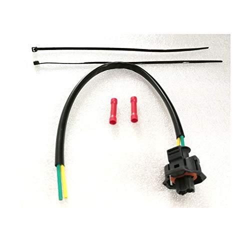Unlimited Rider For Polaris RZR Ranger Sportsman Scrambler ACE Temp Sensor Pigtail Harness Repair Kit Replace 2878496