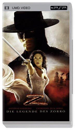 Die Legende des Zorro [Alemania] [UMD Mini para PSP]