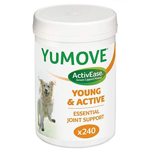 Lintbells Yumove Active Dog 240 Chewable Tablets