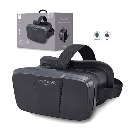 Fantastic Deal! actto MEGA VR 02 Headset for 3D Movies and Games, Virtual Reality Headset for VR Gam...