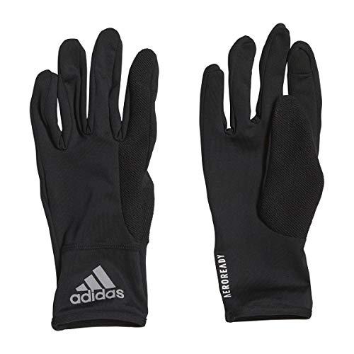 adidas Gloves A.RDY Guantes, Adultos Unisex, Negro/Negro/REFSIL (Negro), S