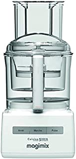 Magimix 18711F CS 5200 XL Premium 食品加工器 颜色 白色