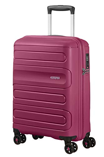 American Tourister Sunside Hand Luggage 55 Centimeters 35 Purple (Raspberry)