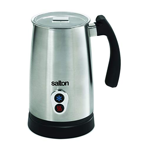 Salton FR1416 Stainless Steel Milk Frother