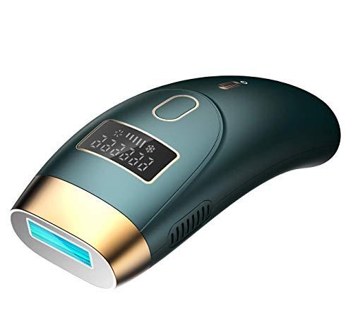IPL Haarentfernungsgerät, Haarentfernung Damen und Männer, 999,999 Blitze Hair Remover Heimgebrauch für schmerzlose IPL Geräte Haarentfernung für Körper, Gesicht