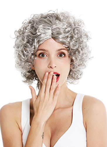 adquirir pelucas mujer gris on-line