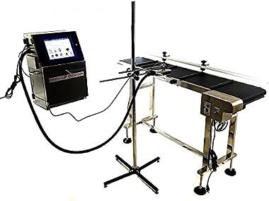 "Ink Jet Printer/Lot Code Printer (with Conveyor 120"" x 12"")"