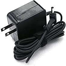 33W 1.75A 19V AC Adapter Charger Compatible with Asus Vivobook X200MA X200M X200CA X200C X200 X202E X202 X201E X201 Q200E Q200 S200E S200 R417SA R417S R417MA R417M R417 Power Adapter Cord