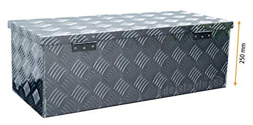 Truckbox D050 Werkzeugkasten, Deichselbox, Transportbox, Alubox, Alukoffer - 6