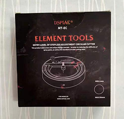 DSPIAE MT-EC Circular Cutter Starter Edition