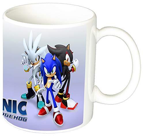 MasTazas Sonic B Tasse Mug