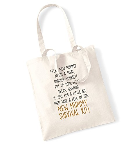 New mummy survival kit tote bag