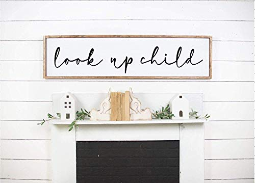 Look Up Child Lyrics Sign Lauren Daigle SignLauren Daigle LyricsChristian Music Lyrics Farmhouse SignChristian Quote Sign