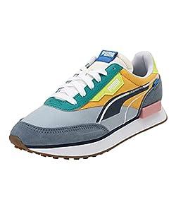 Ideale Sportschuhe für Freizeit und Sport. Unisex Sportschuh der Marke Puma Future Rider Twofold 381052-11 Die Sneaker der Marke Puma sind mit der neuesten Technologie und der besten Qualität entworfen, damit sie sich perfekt an Ihren Fuß anschmiegen...