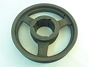 """PTI SPA400X53535 Bushed V-Belt Pulley, 5GR, 16"""" OD 3-1/8"""" Wide"""
