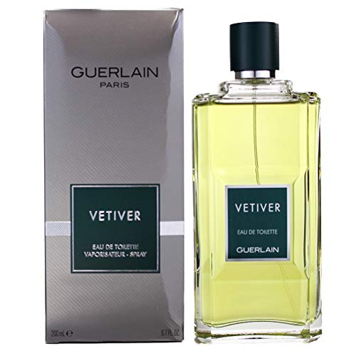 Vetiver Guerlain by Guerlain for Men - 6.7 oz EDT Spray
