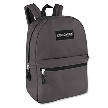 Trailmaker 17  Backpack  Gray