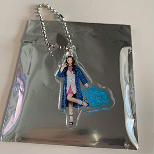 Girls2 ガールズガールズ 山口綺羅ちゃん キーホルダー
