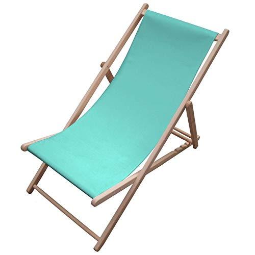Kare Design Blue Sky Summer Liegestuhl