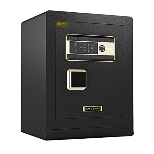 GAXQFEI Diversión de Diversión Cafiles de Pared Caja Electrónica Caja Segurotivo con Medio Todo el Acero Caja de Caja de Caja de Caja de Caja en la Oficina de Seguro de la Pared Gabinete de Archivos