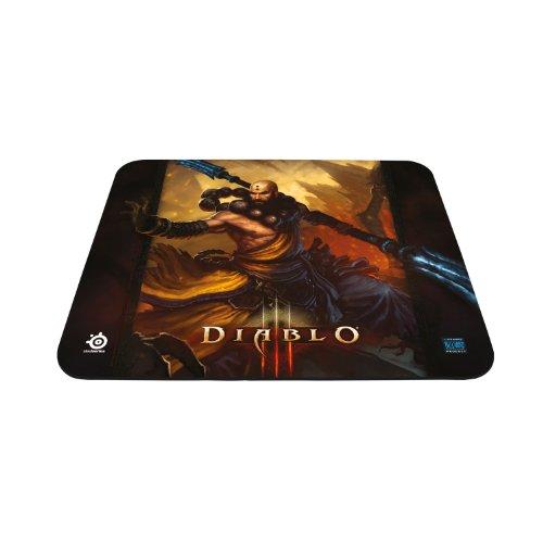 SteelSeries Mouse Pad QCK Diablo III Monk