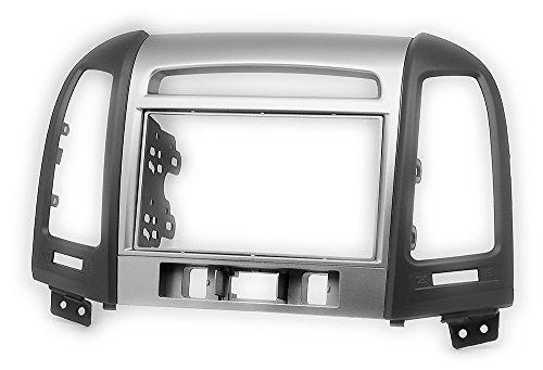 CARAV 11–716doppio DIN autoradio pannello radio For Hyundai Santa Fe 2006–2012(with 3Buttons)