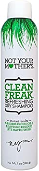 3-Count Not Your Mothers Dry Shampoo Clean Freak 7 Ounce (207ml)