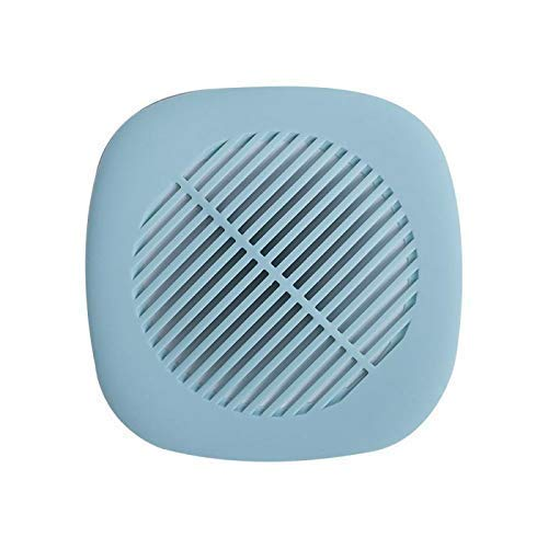 YXFYXF Siphon de Sol, 1PC Anti-colmatage du Filtre de Bains Siphon de Sol Sink Strainer Ustensile de Cuisine Hair Drains et crépines Cleanning (Color : Light Blue, Size : -)
