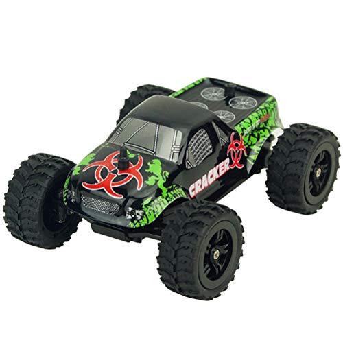 EisEyen Coche teledirigido 1:32 Mini Off-Road 2,4 GHz RC Juguete 2WD Racing Truck vehículo de Juguete para Regalo de niños