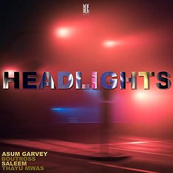 Headlights (feat. Boutross, Saleem & Thayu Mwas)