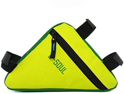 Lowest Price! WGZ- Bicycle Frame Bag for E-Bike Road Bike Cycling Mountain Bike Bag Triangle Toolkit...